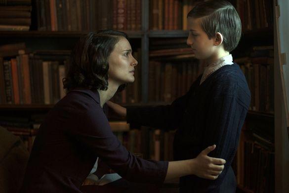 Una historia de amor y oscuridad (Portman, 2015)