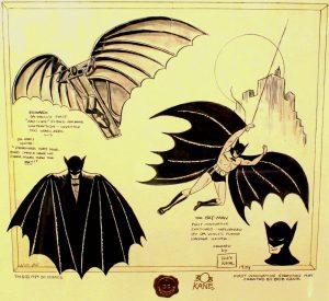 Dibujo de 'Batman'